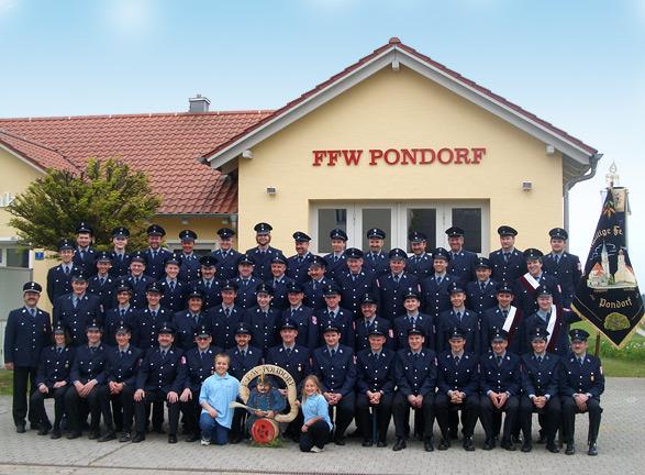 Feuerwehr Pondorf