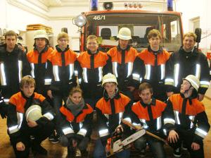 Jugendfeuerwehr Pondorf
